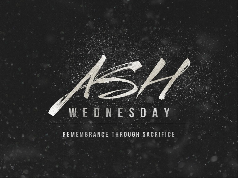 Ash Wednesday Remembrance Ministry PowerPoint