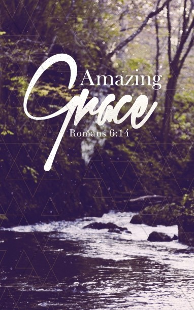 Amazing Grace Christian Bulletin