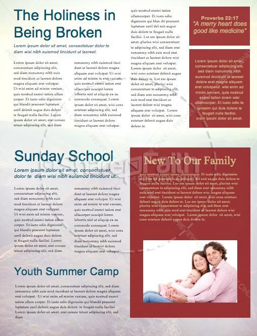 From Everlasting to Everlasting Church Newsletter