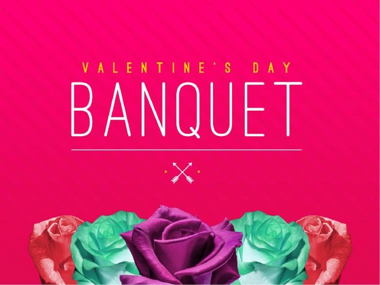 Valentine's Day Banquet Christian PowerPoint