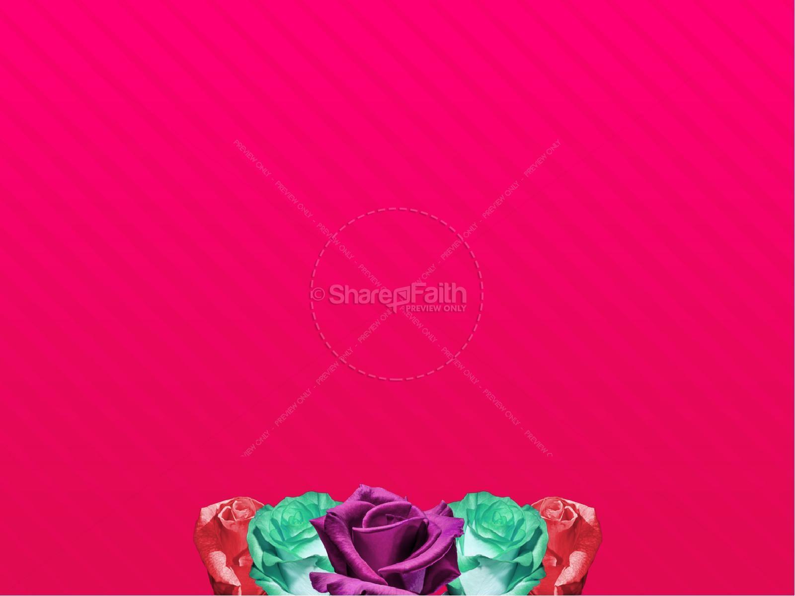 Valentine S Day Banquet Christian Powerpoint Valentines