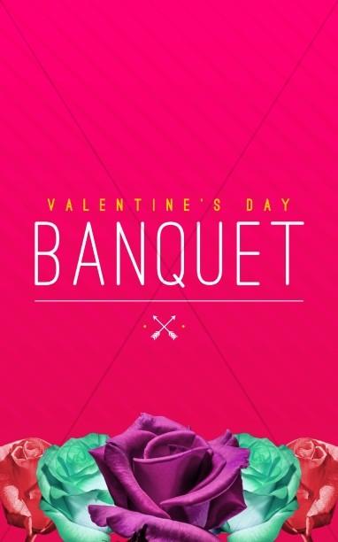 Valentine's Day Banquet Christian Bulletin