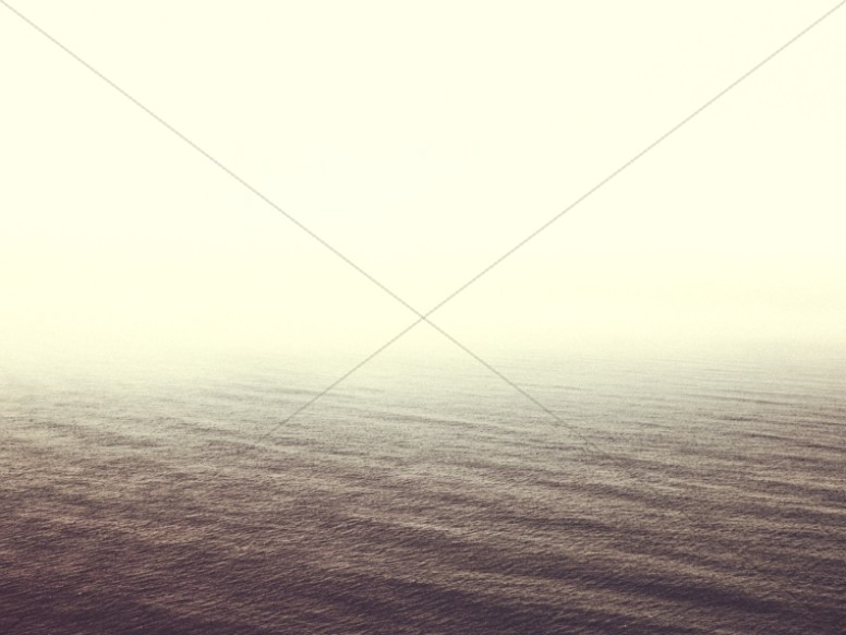 Quiet Sea Church Background