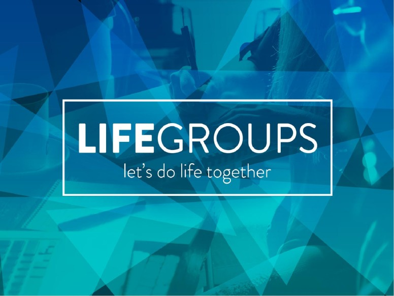 Life Groups Christian PowerPoint