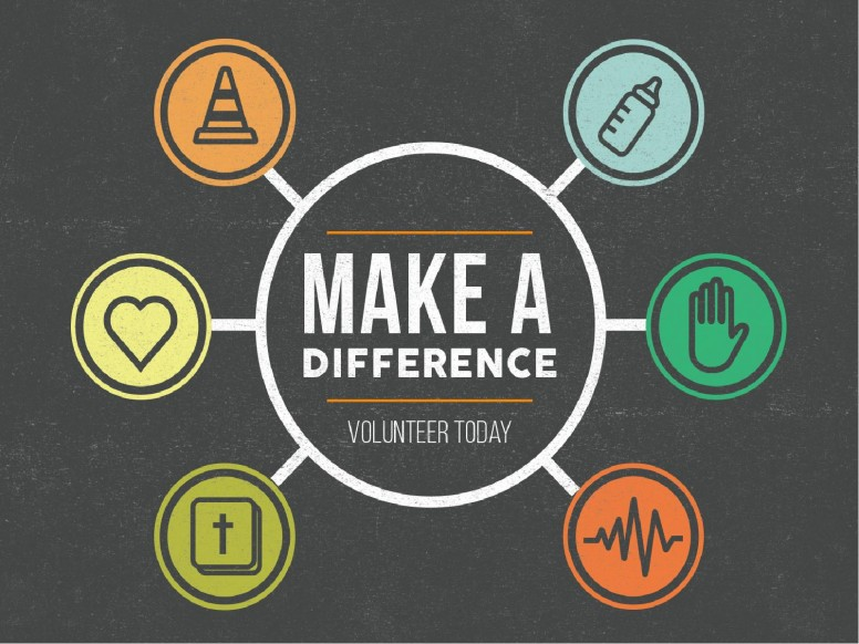 Make a Difference Ministry PowerPoint