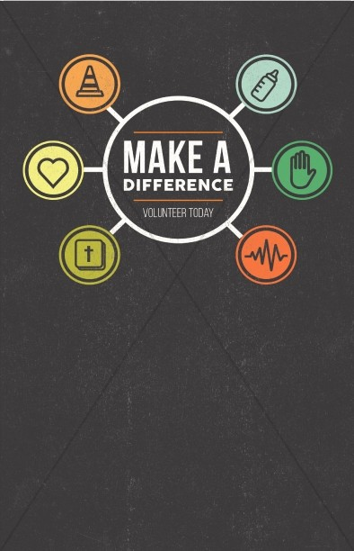 Make a Difference Ministry Bulletin