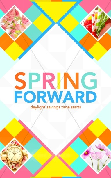 Spring Forward Ministry Bulletin