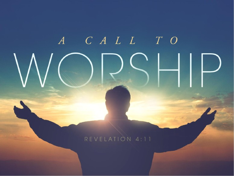 A Call to Worship Christian PowerPoint