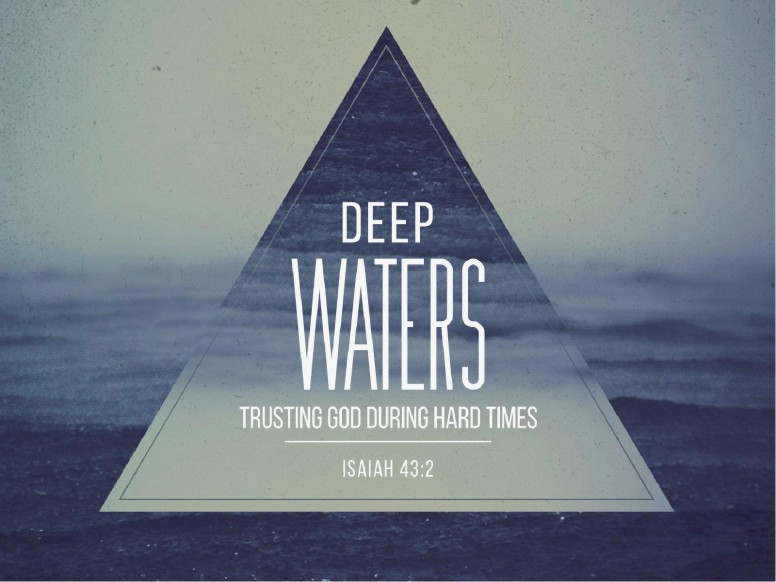 Deep Waters Christian PowerPoint