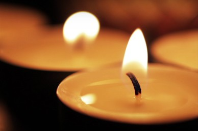 Burning Candle Series Ministry Worship Video