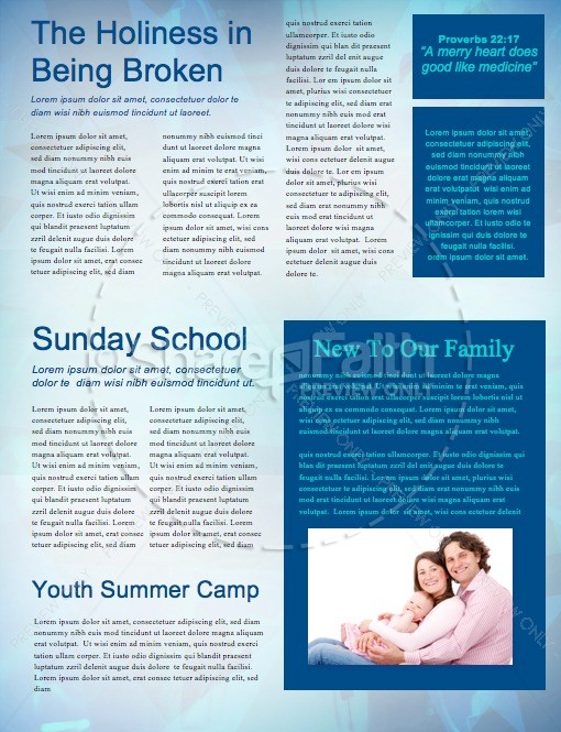 Life Groups Christian Newsletter | page 2