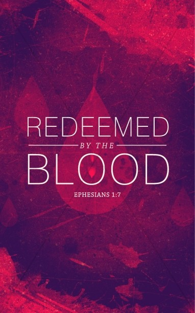 Redeemed by the Blood Religious Bulletin