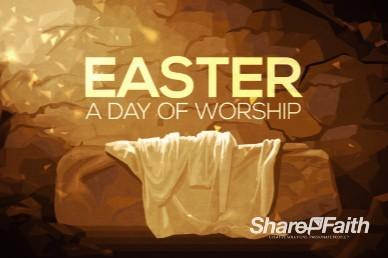 Resurrection Transformation Easter Sermon Video