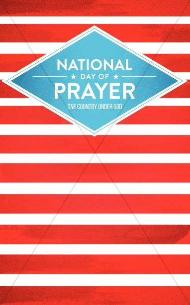 National Day of Prayer Christian Bulletin