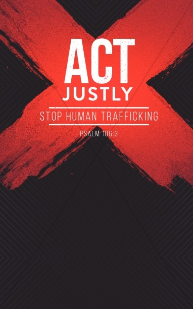 Act Justly Christian Bulletin