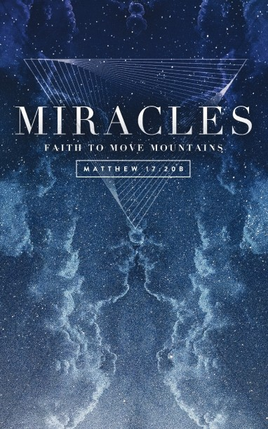 Miracles Faith to Move Mountains Ministry Bulletin