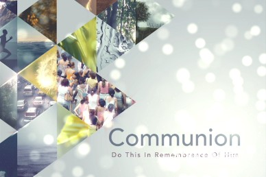 World Communion Church Video Loop