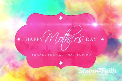 Top Mothers Day Videos for Mothers Day Celebrations