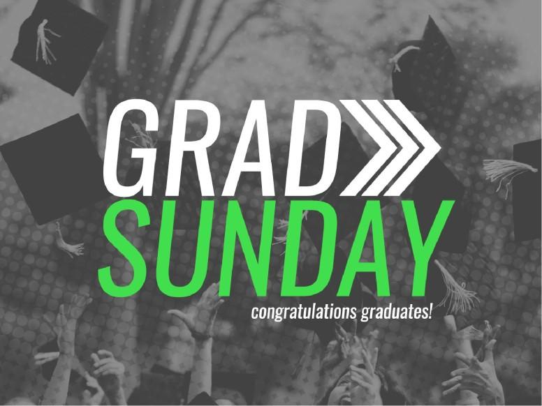 Grad Sunday Religious PowerPoint