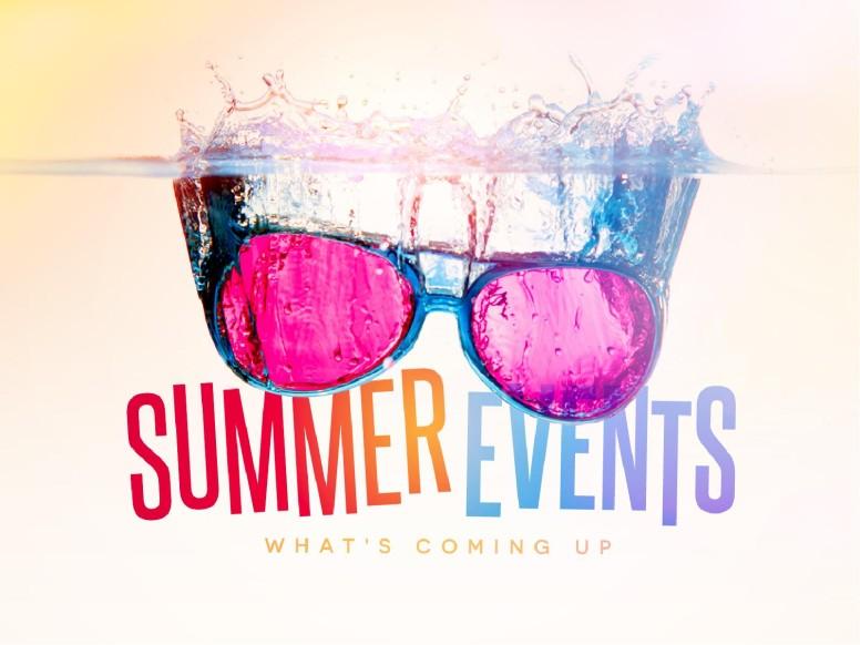 Summer Events Christian PowerPoint