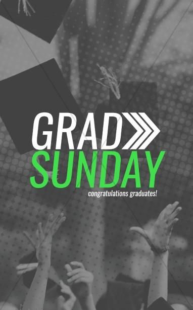 Grad Sunday Religious Bulletin