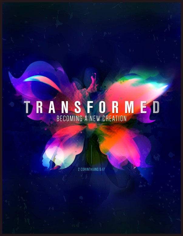 Transformed Church Flyer