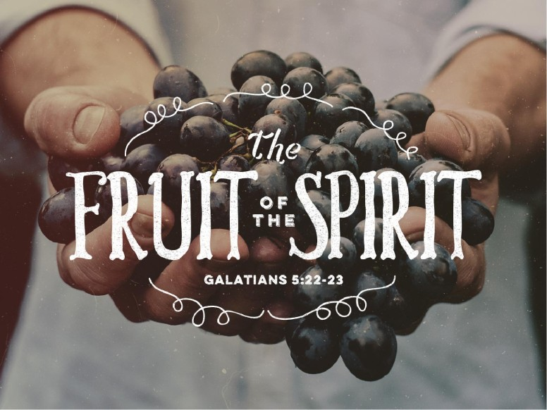 The Fruit of the Spirit Religious PowerPoint