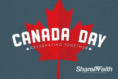 Canada Day Church Welcome Video