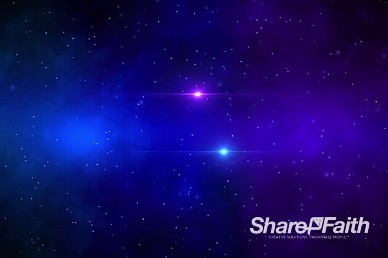 May Worship Abstract Religious Colorful Space Motion Video