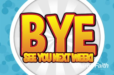 VBS Media Christian Goodbye Video