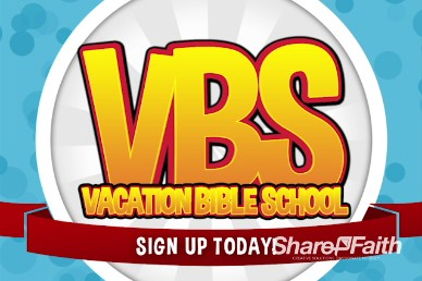 VBS Media Christian Title Video Loop