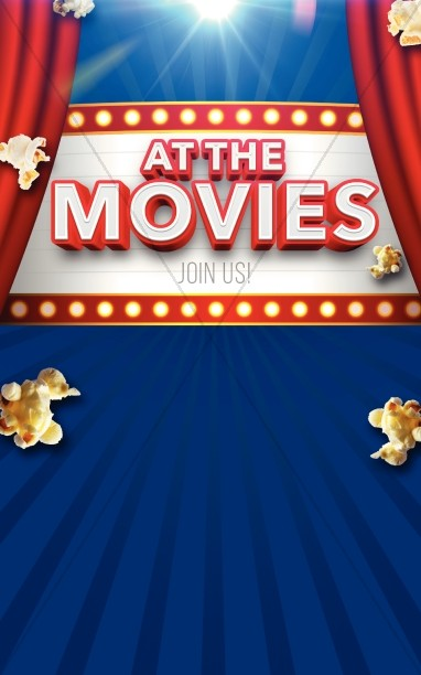At the Movies Church Night Ministry Bulletin