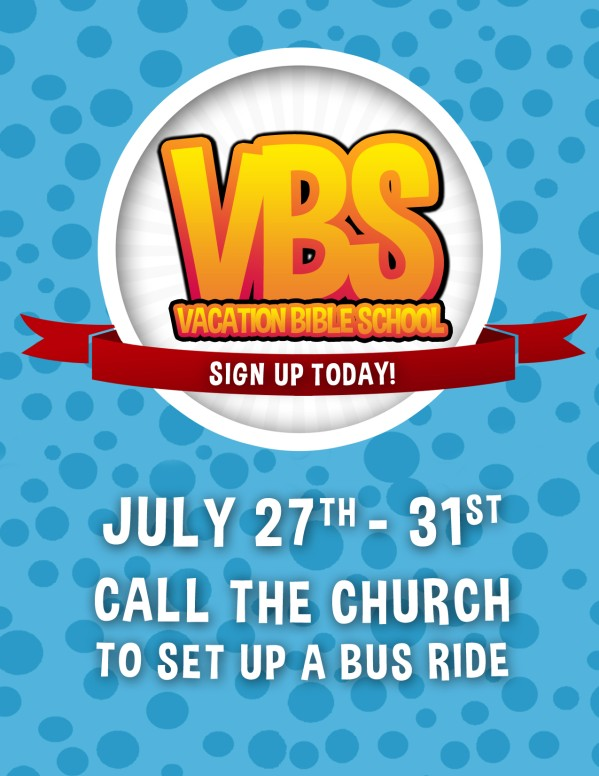 VBS Media Christian Flyer
