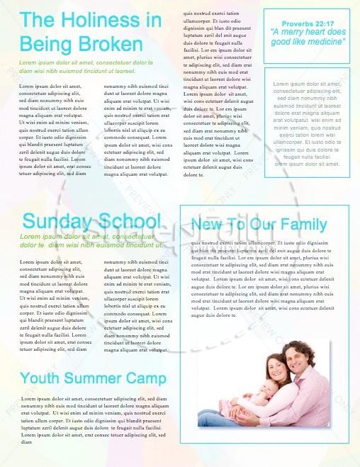 Membership Classes Church Newsletter