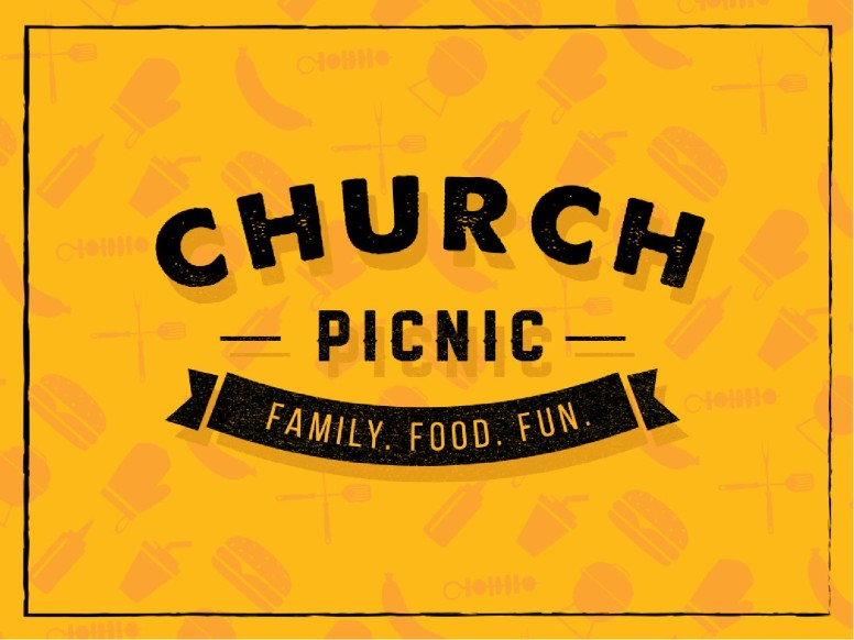 Church Picnic Ministry PowerPoint