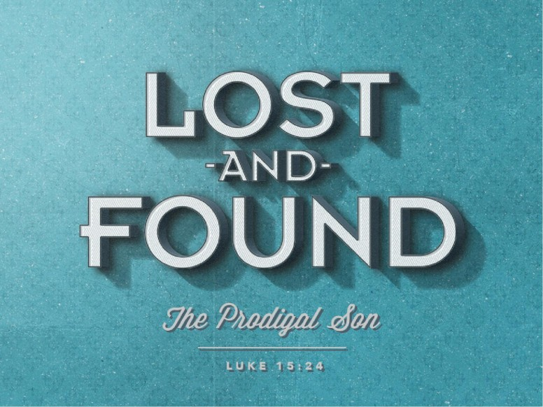 Lost and Found Christian PowerPoint