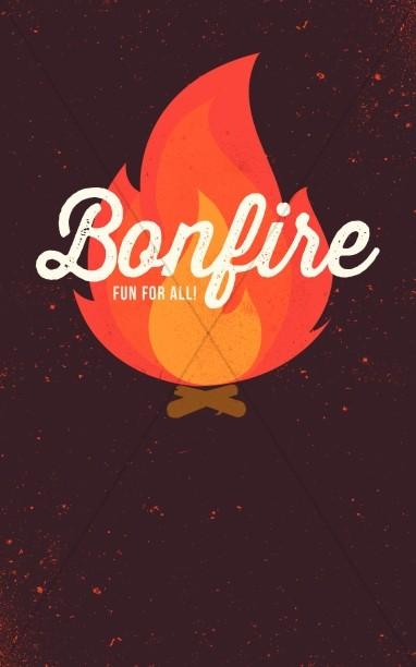 Bonfire Ministry Bulletin