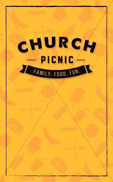 Church Picnic Ministry Bulletin