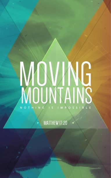 Moving Mountains Ministry Bulletin