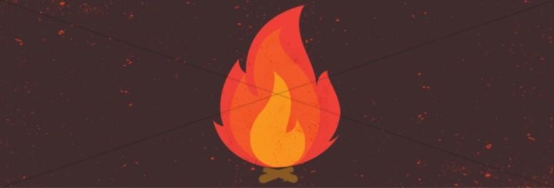 Bonfire Ministry Website Banner