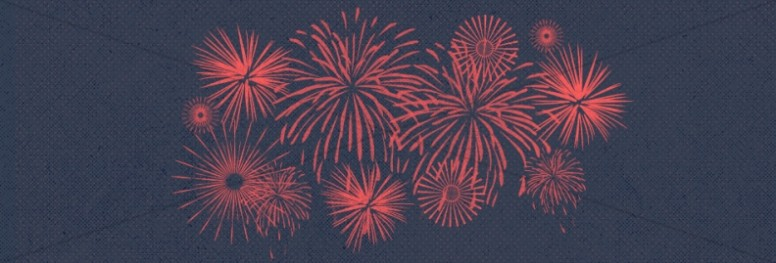 Happy Fourth of July Religious Website Banner