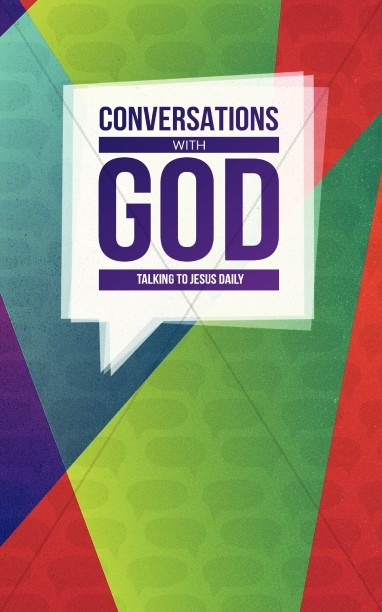 Conversations with God Christian Bulletin