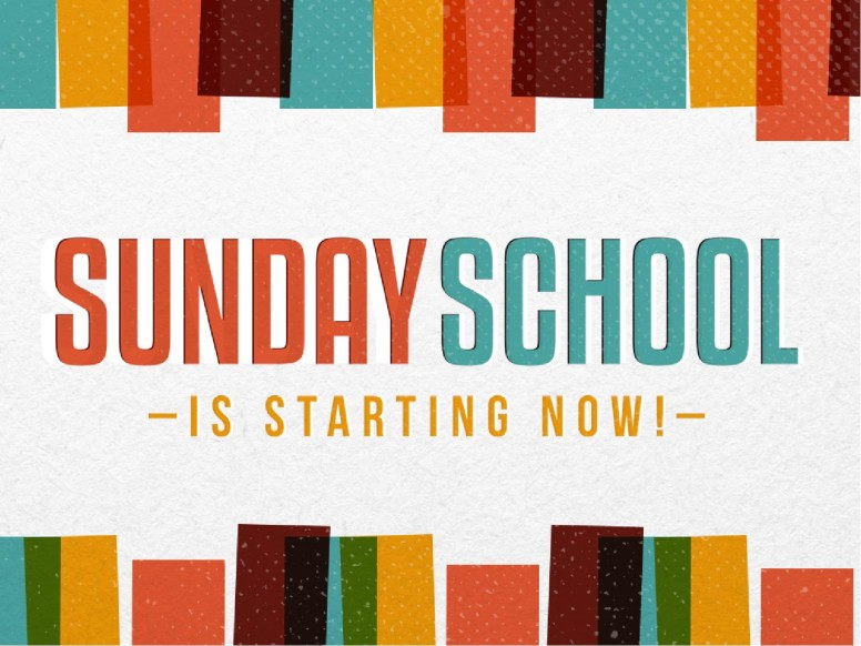 Back to school presentation powerpoint back to school sharefaith sunday school is starting now church powerpoint toneelgroepblik Images