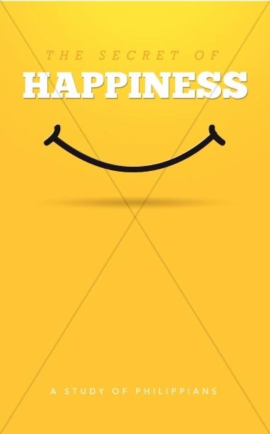 Secret of Happiness Religious Bulletin