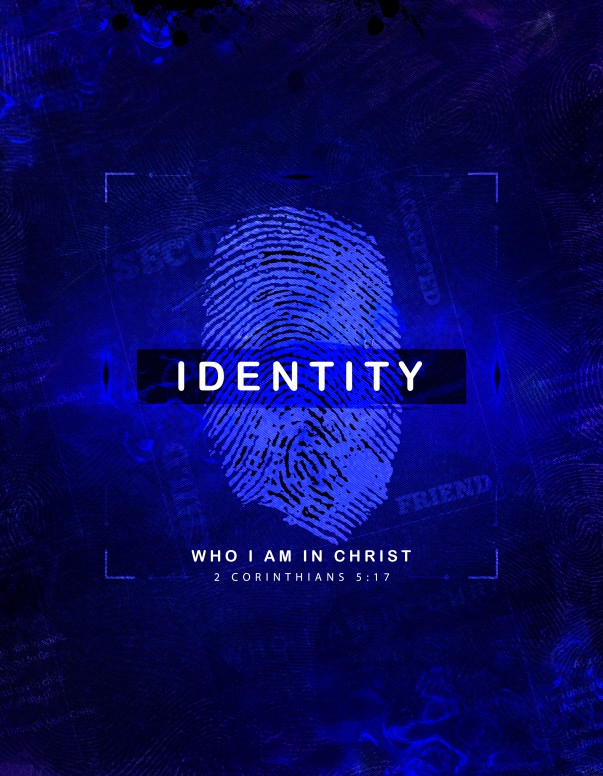 Identity in Christ Christian Flyer