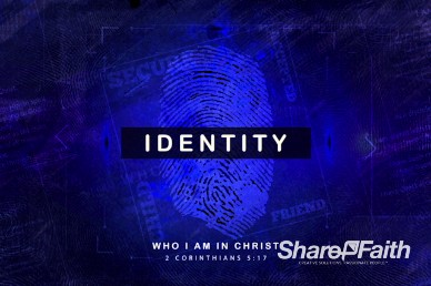 Identity in Christ Christian Introduction Video