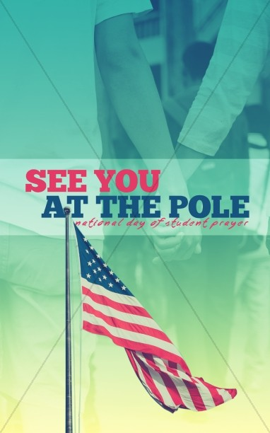 See You at the Pole Student Prayer Religious Bulletin