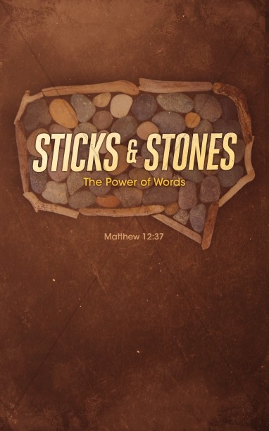 Sticks and Stones Religious Bulletin