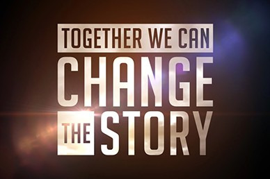 Together We Can Change the Story Sermon Video