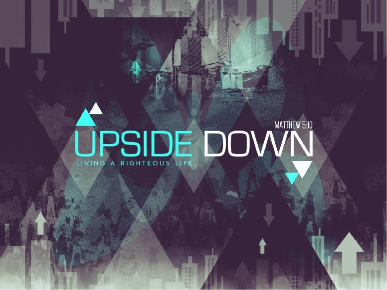 Upside Down Ministry PowerPoint